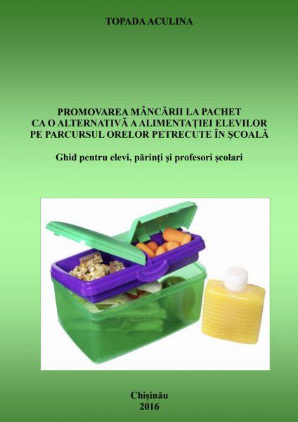 promovarea mancarii